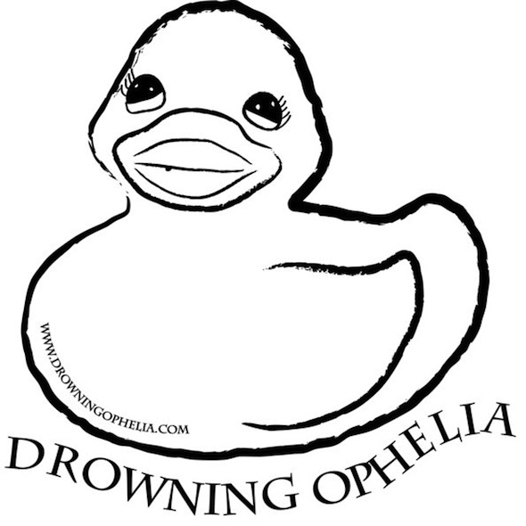 Drowning Ophelia - default icon