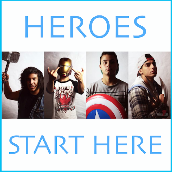 Heroes Start Here - default icon
