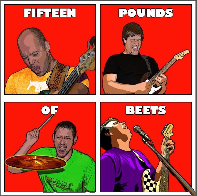 Fifteen Pounds of Beets - default icon