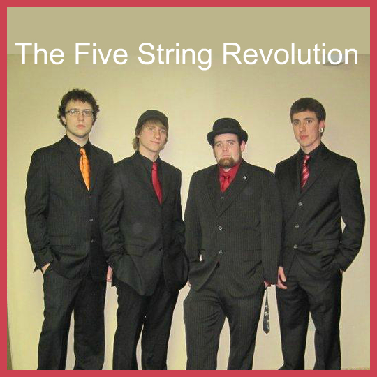 The Five String Revolution - default icon