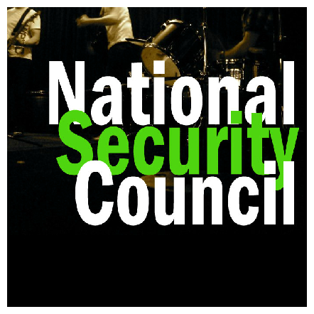 National Security Council - default icon