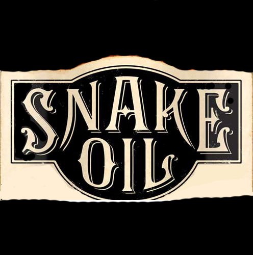 Snake Oil - default icon
