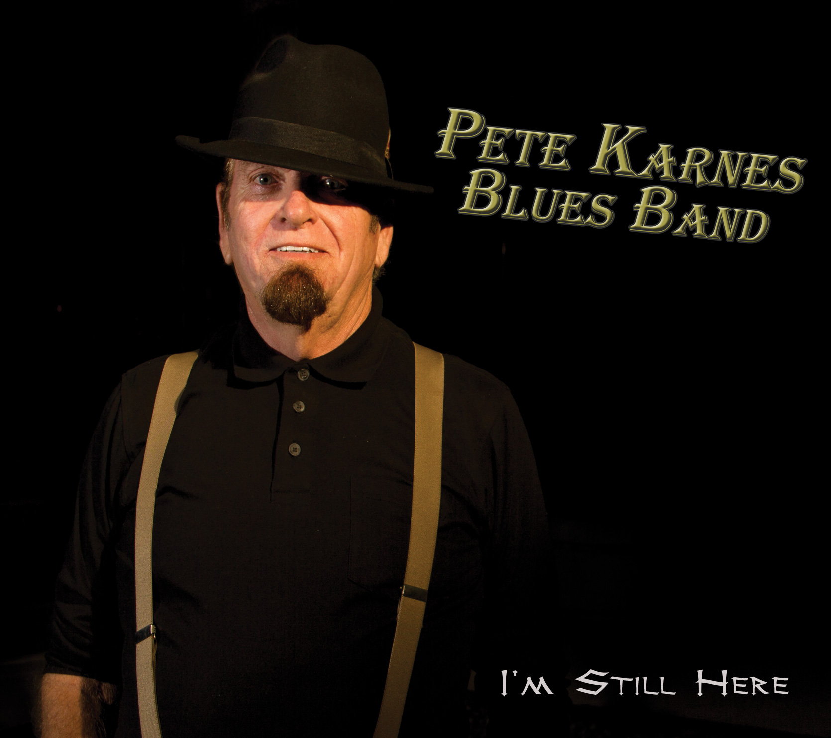 Pete Carnes Blues Band - default icon