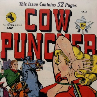 Cowpuncher - default icon