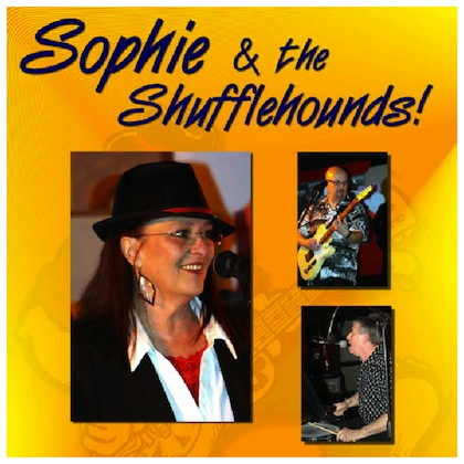 Sophie And The Shufflehounds - default icon