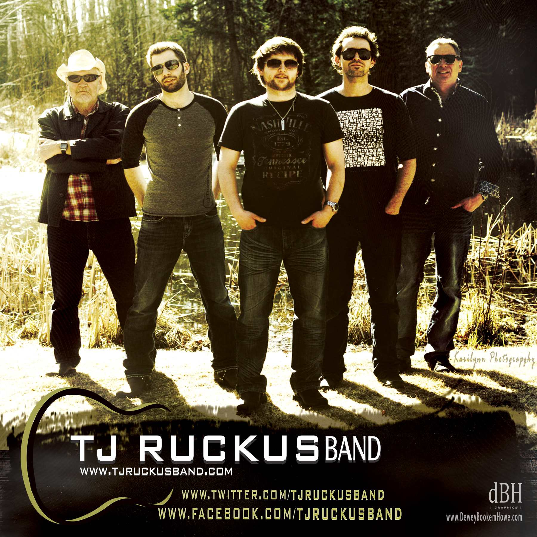 TJ Ruckus Band - default icon