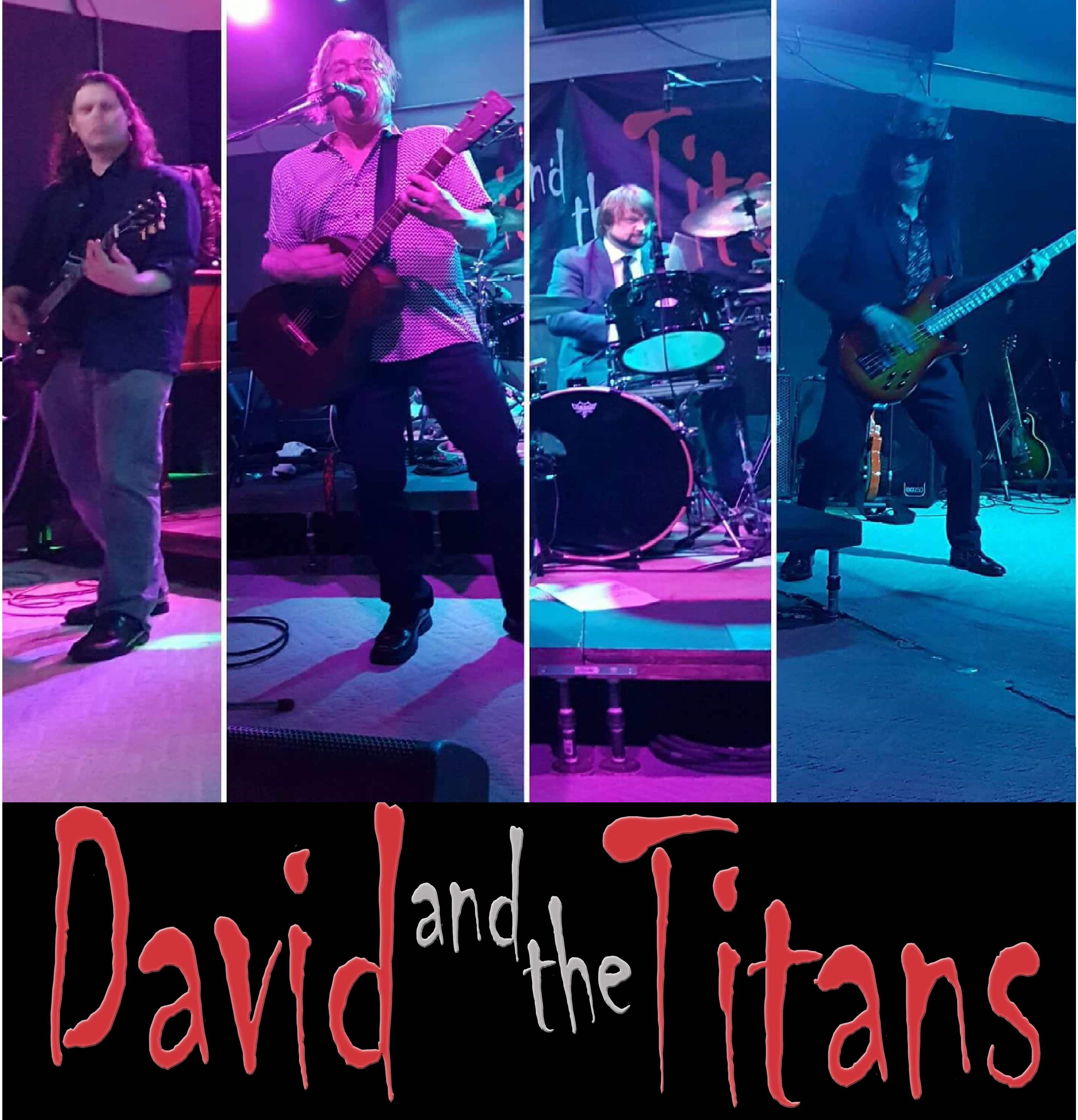 David and the Titans - default icon