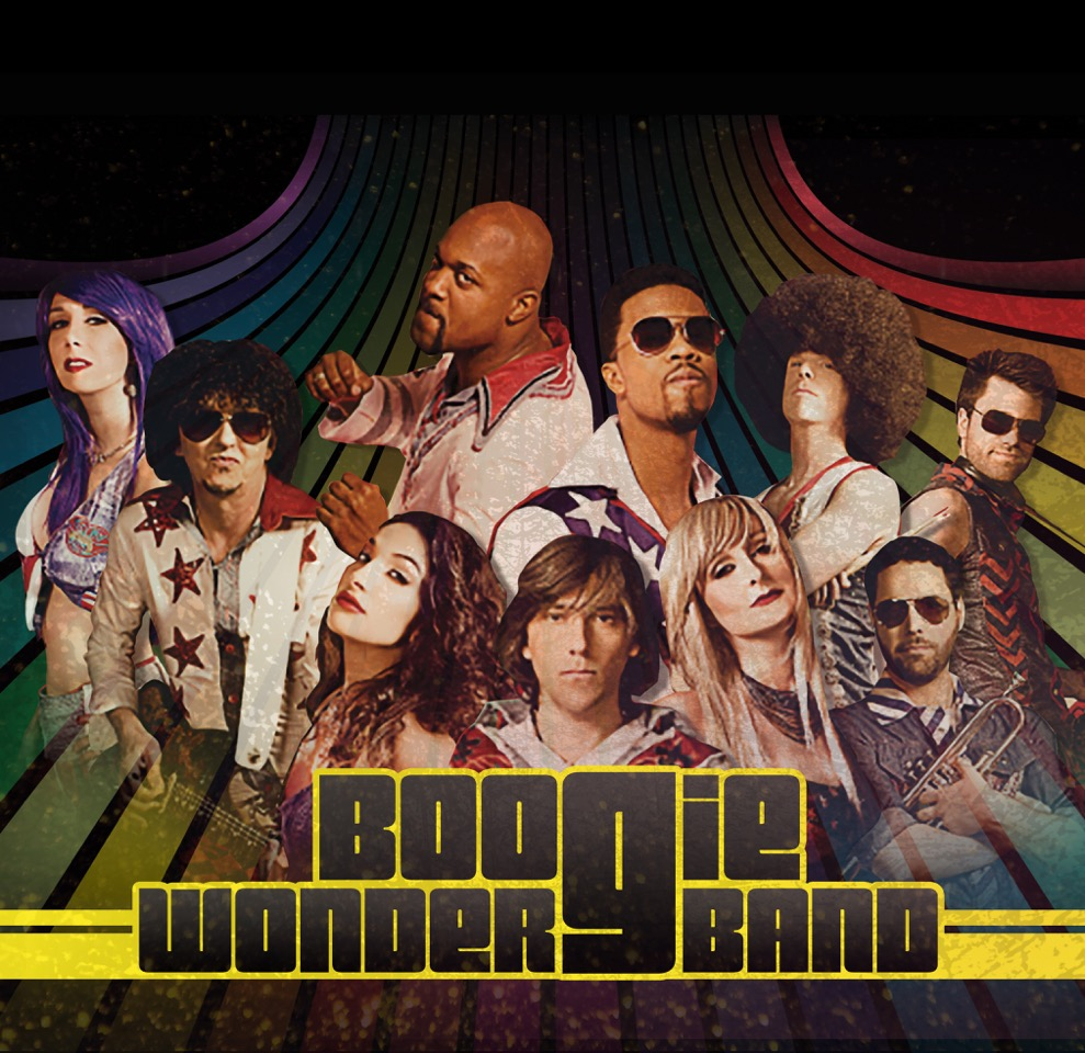 Boogie Wonder Band - default icon