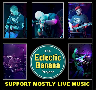 The Eclectic Banana Project - default icon