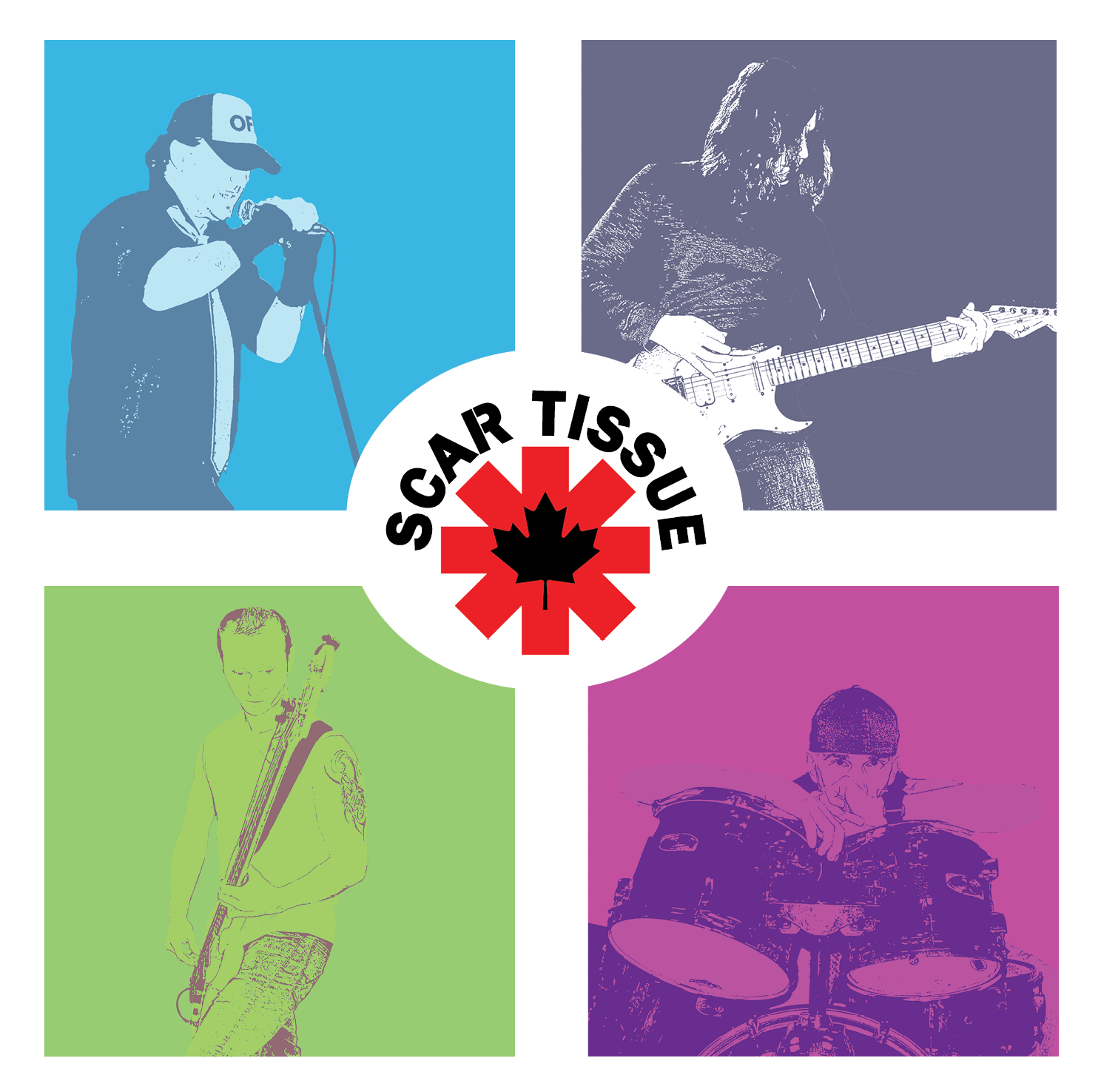 Scar Tissue - Western Canada's Premiere RHCP Tribute Band - default icon
