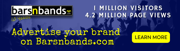 Advertise on BarsnBands.com - index