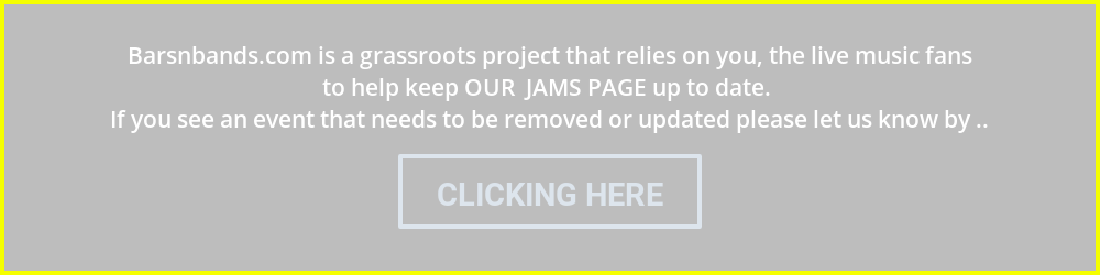 Jams Page help us keep up to date