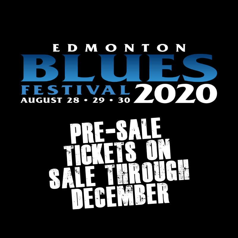 Edmonton blues Fest 2020 - December Ad - Front page feature right