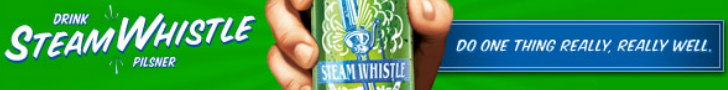 Steam Whistle Beer RB
