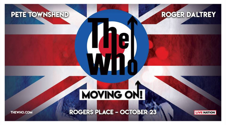 The Who in Concert - concert feature ad
