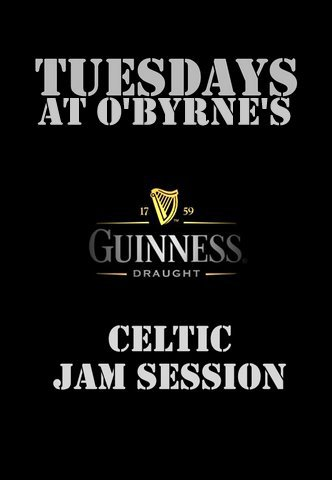 Celtic Jam Tuesday's