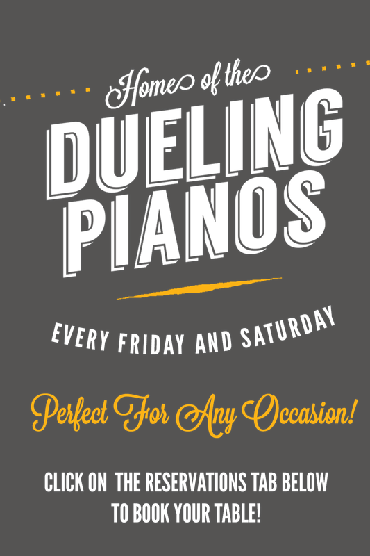 Dueling Pianos - Every Saturday at International Beer Haus