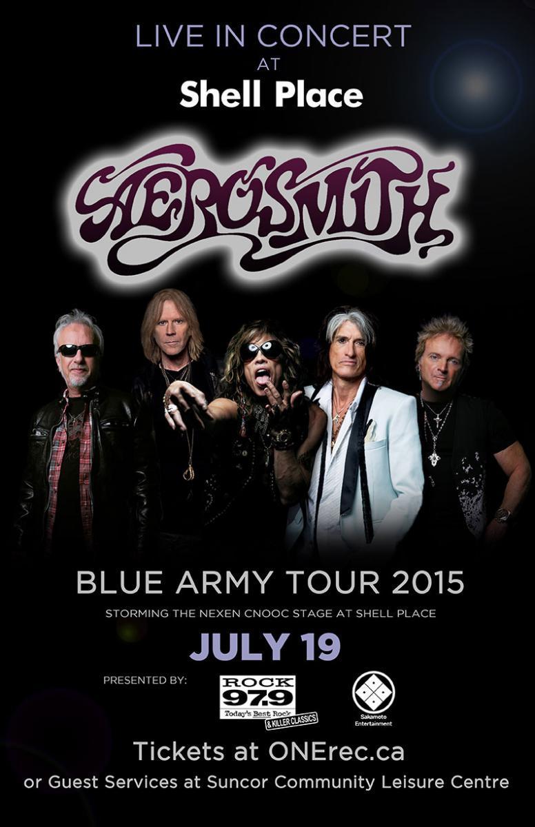 Aerosmith Concert Tour Dates