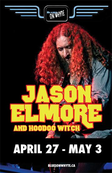 JASON ELMORE AND HOODOO WITCH