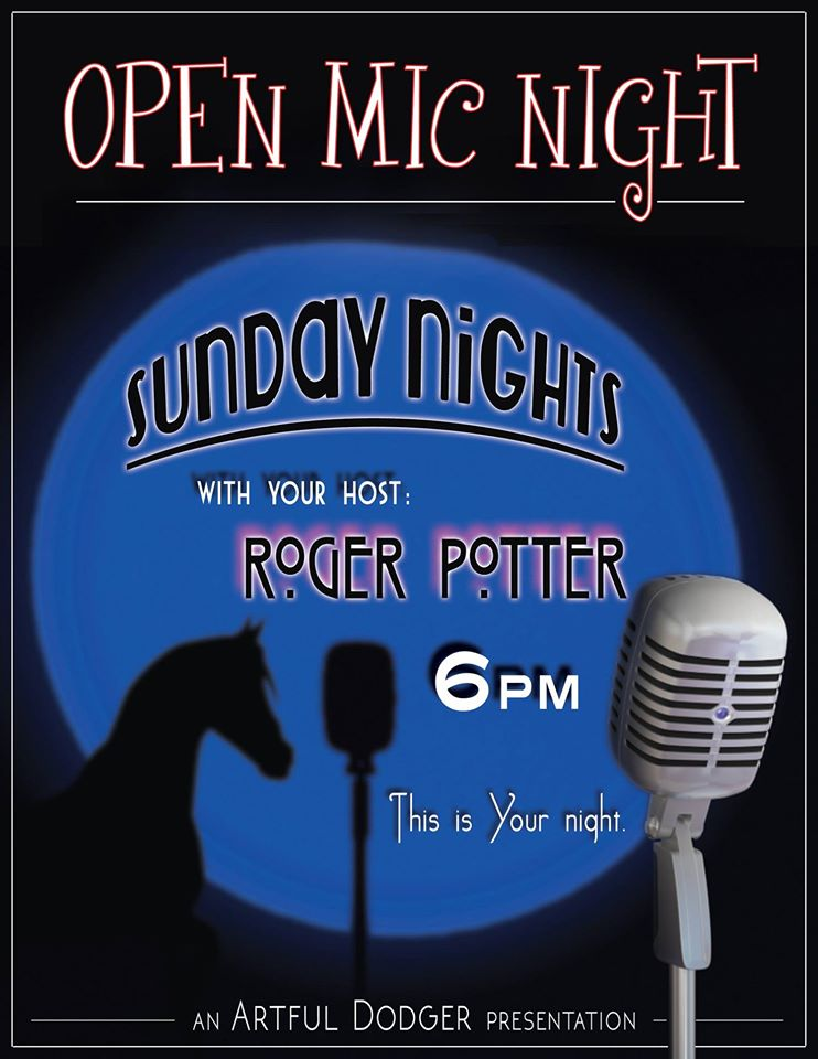 Open Mic Night at the Artful Dodger Pub