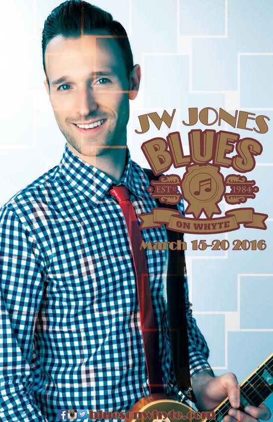 jw jones blues on whyte. Black Bedroom Furniture Sets. Home Design Ideas
