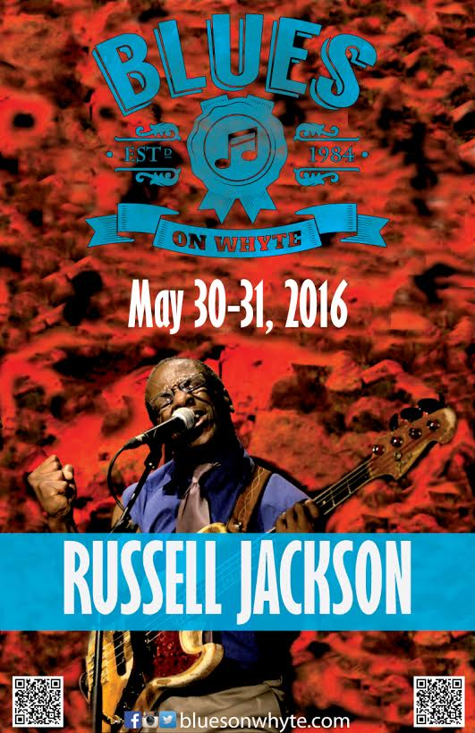 russell jackson live at blues on whyte. Black Bedroom Furniture Sets. Home Design Ideas