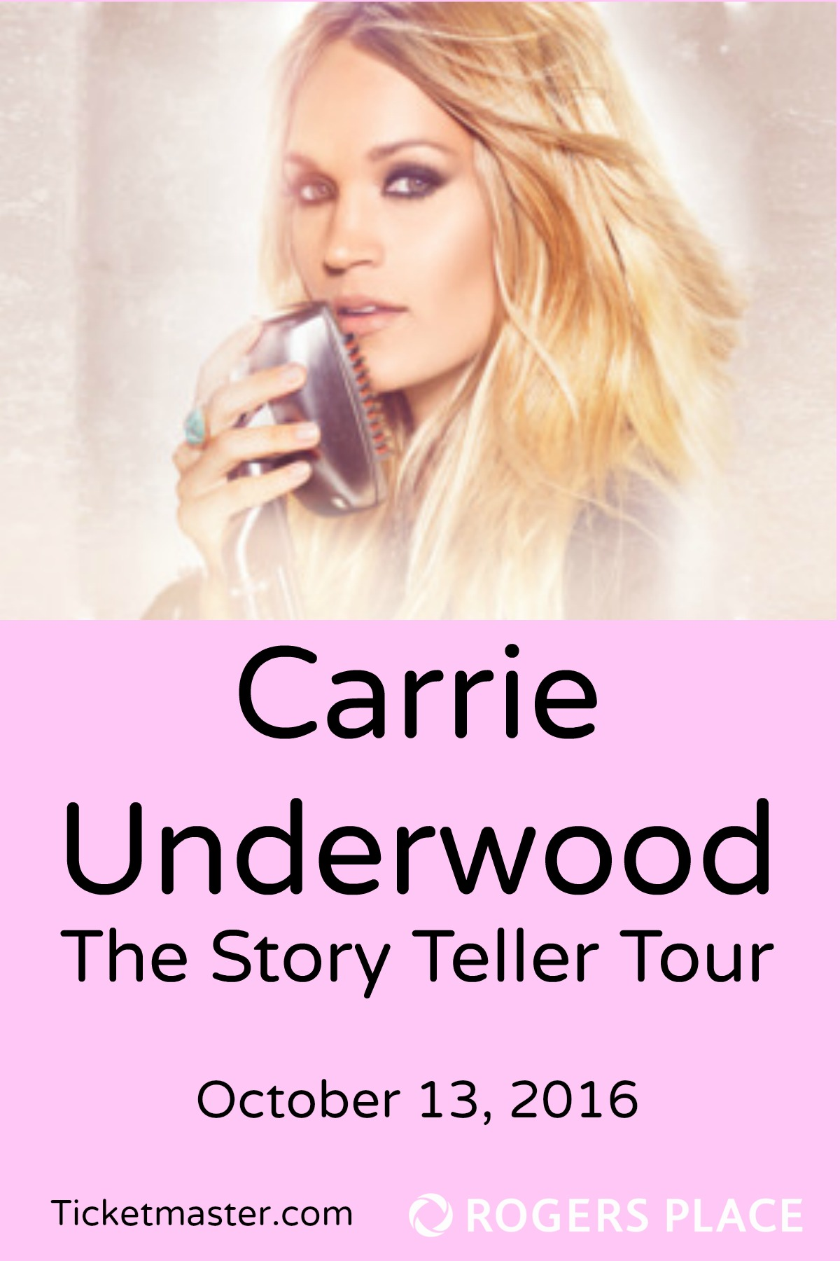 Carrie Underwood The Story Teller Tour - Rogers Place