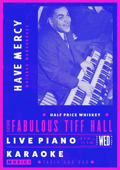 Whiskey Wednesdays ft. Tiff Hall @ Have Mercy