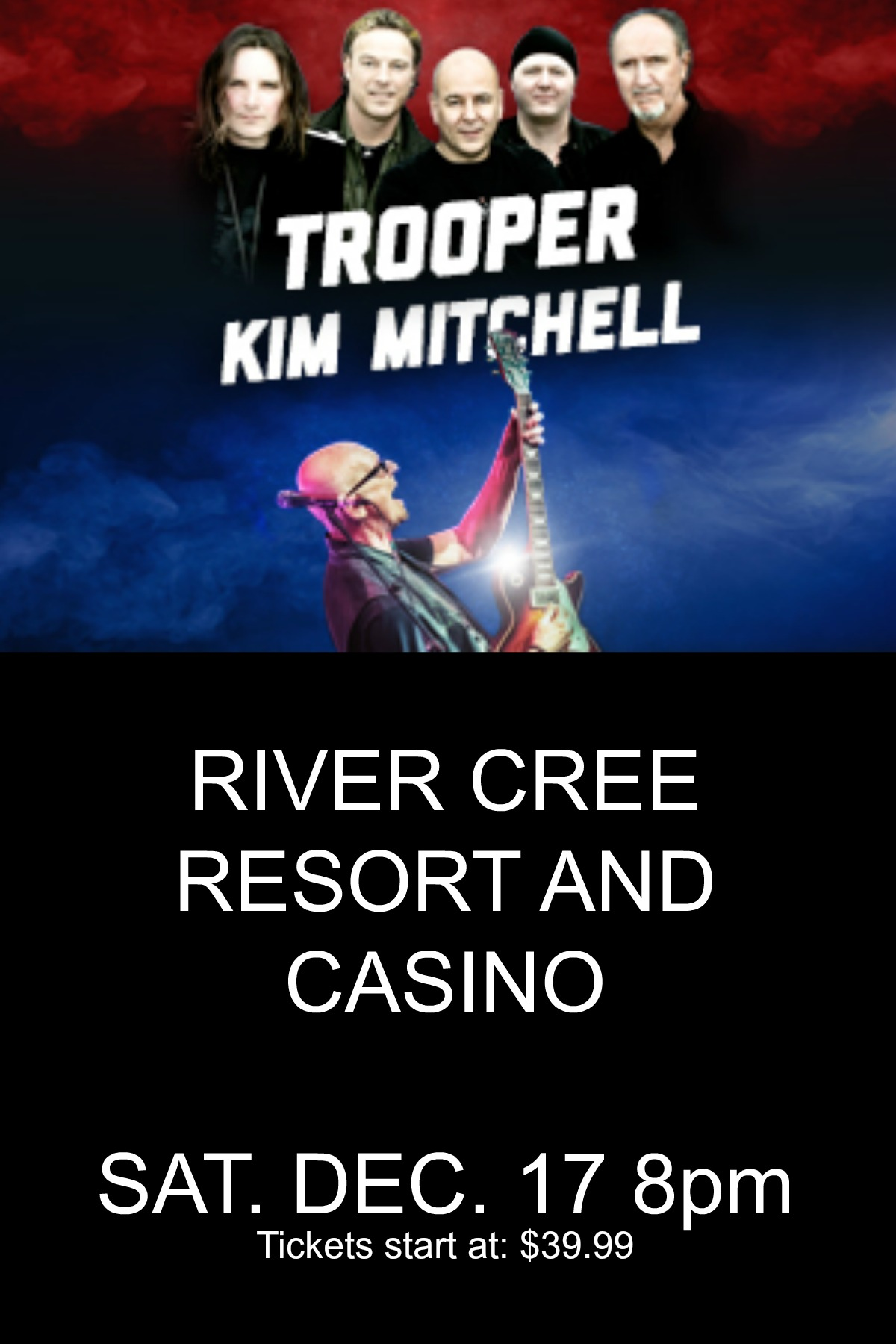 Kim mitchell casino ns