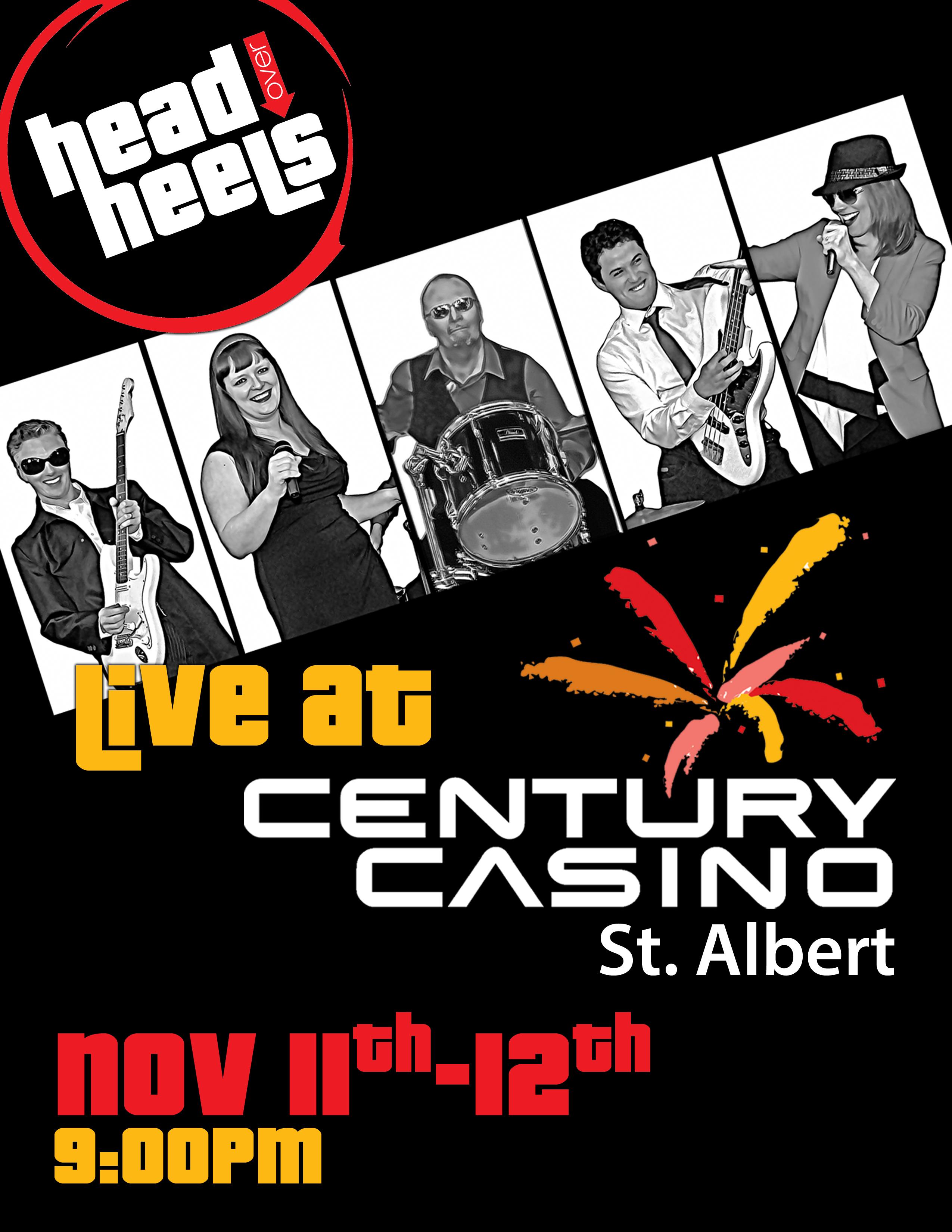 Century Casino St Albert