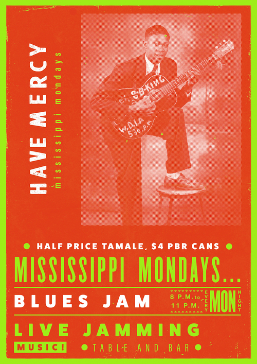 Have Mercy Blues Jam hosted by Dylan Farrell Band