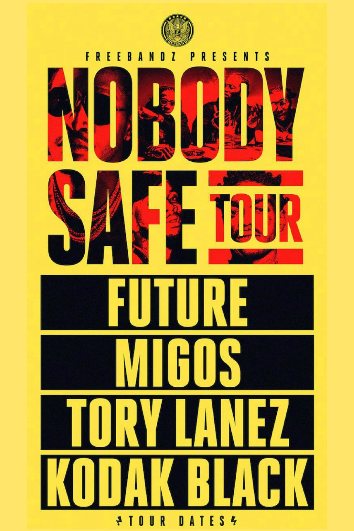 Future: Nobody Safe Tour @ Rogers Place