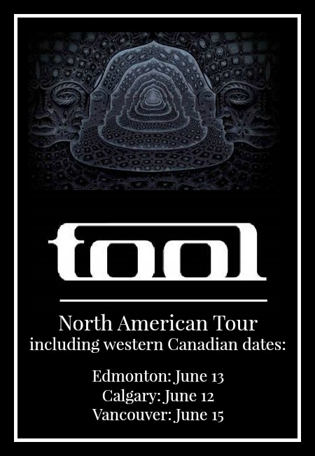 Tool @ Rogers Place