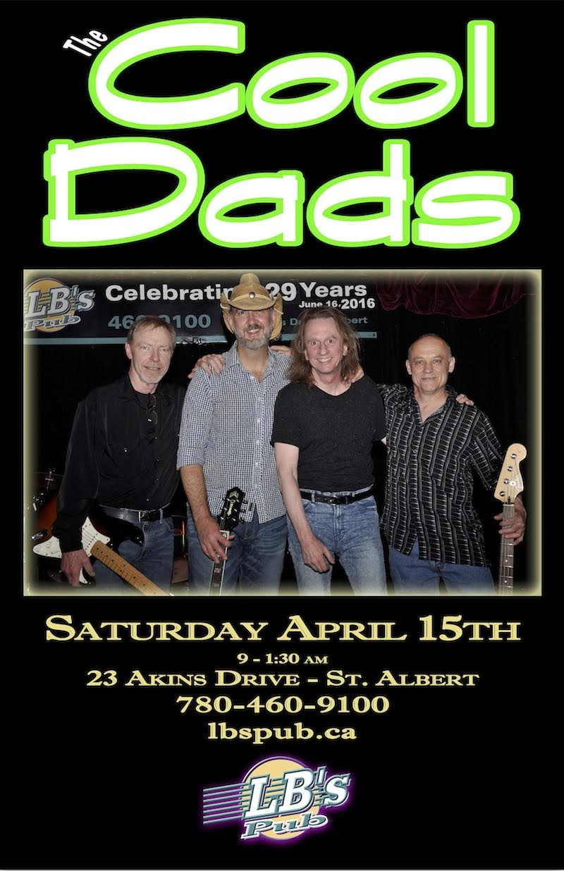 The Cool Dads @ LB's Pub