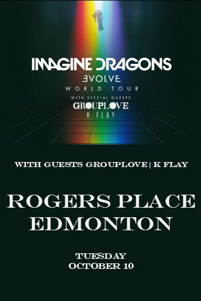 Imagine Dragons: Evolve Tour | Edmonton