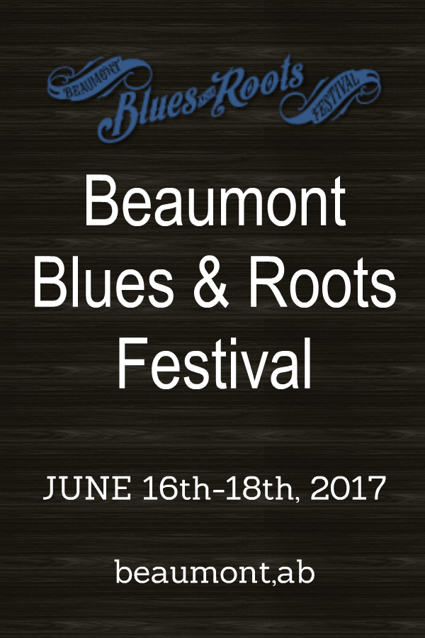Beaumont Blues & Roots Festival 2017