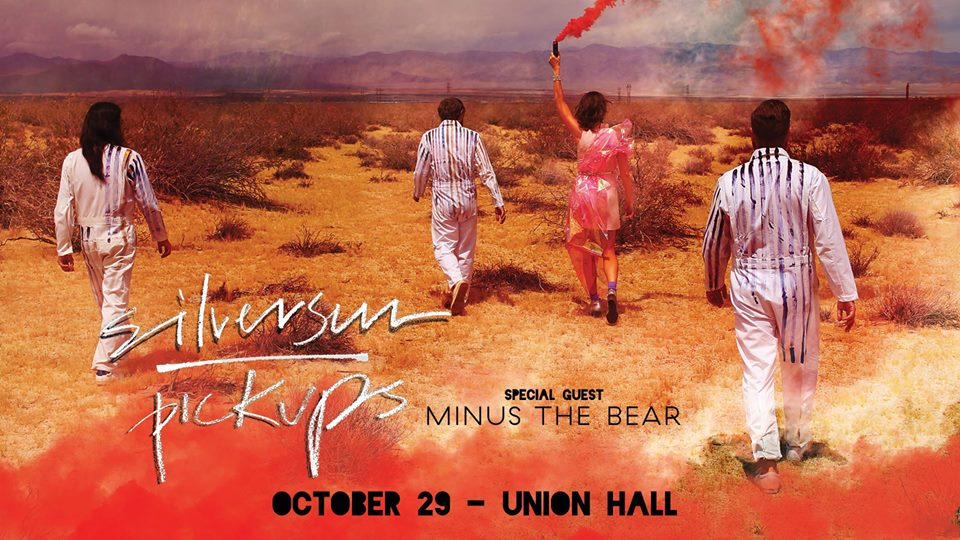 Silversun Pickups and Minus the Bear @ The Union Hall