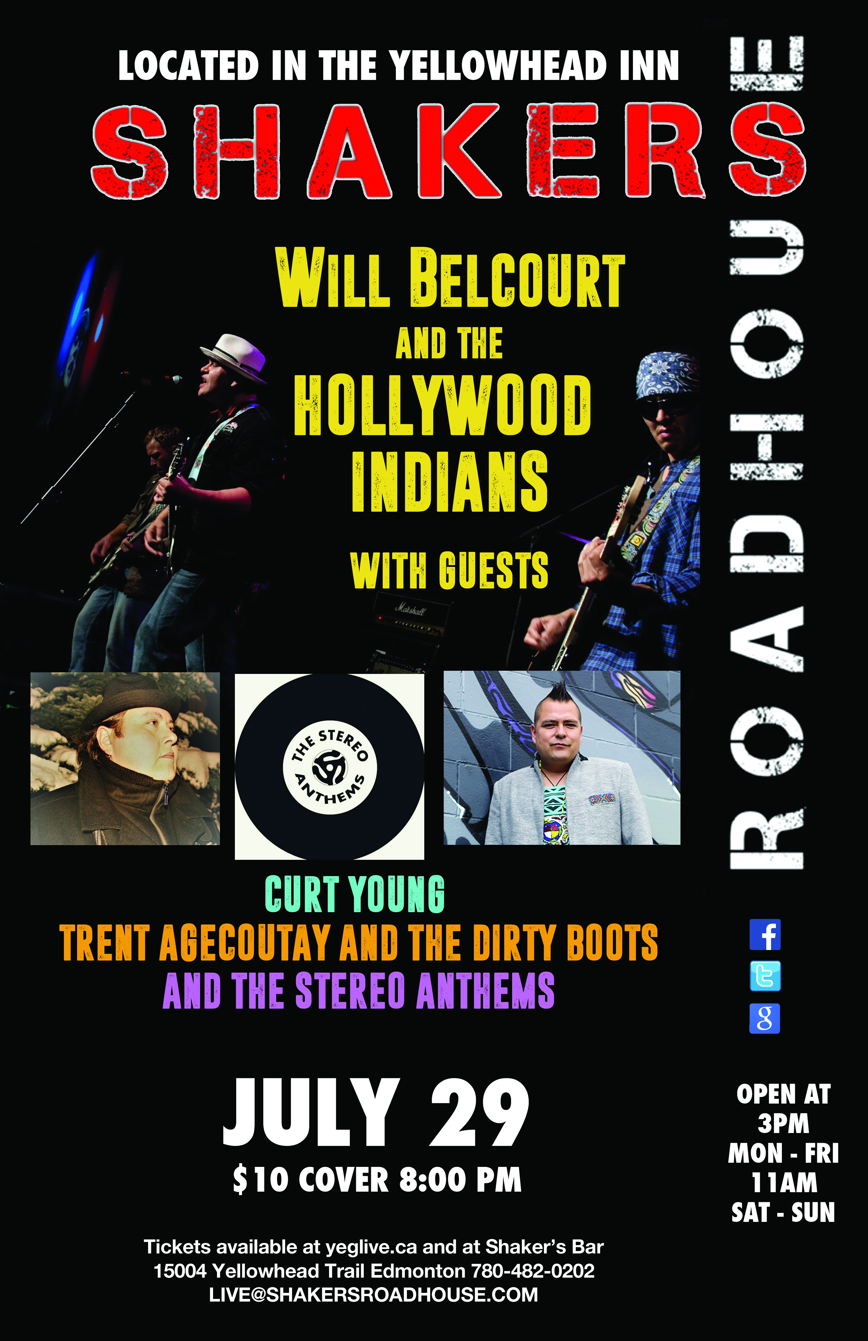 Will Abel court & The a Hollywood Indians