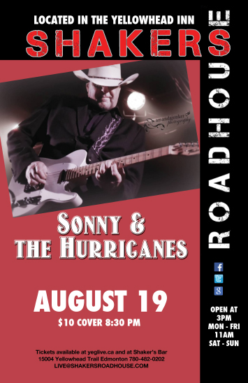 Sonny & The Hurricanes