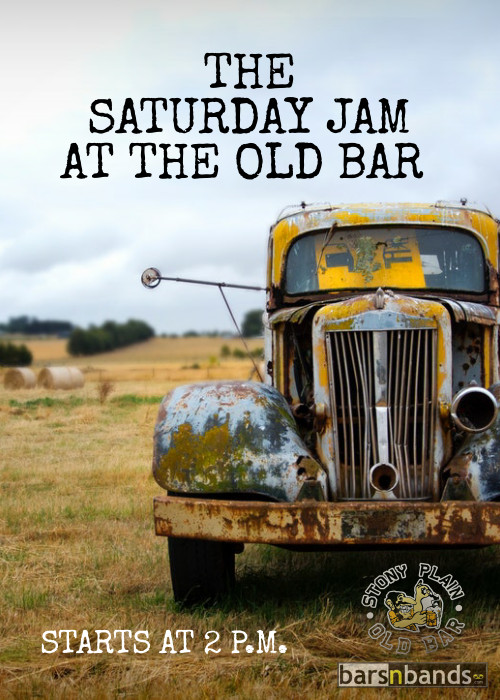The Old Bar Saturday Open Stage