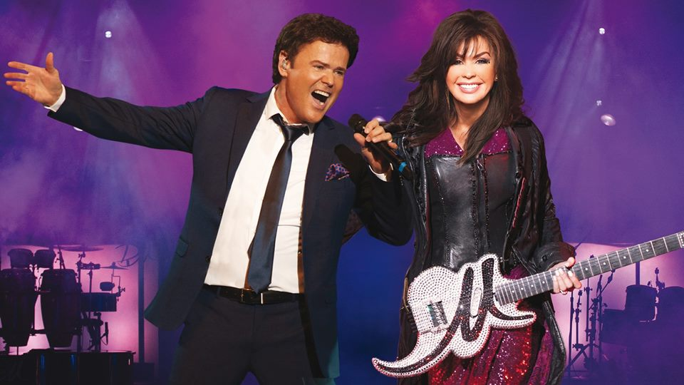 Donny and Marie Osmond (Las Vegas) @ The Flamingo Las Vegas