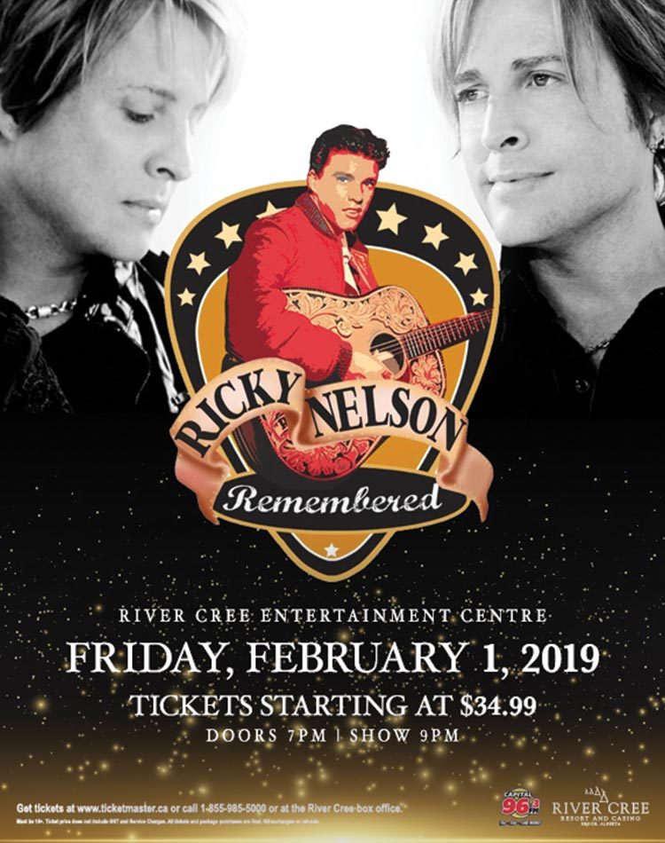 Ricky Nelson Remembered @ River Cree Casino - The Venue