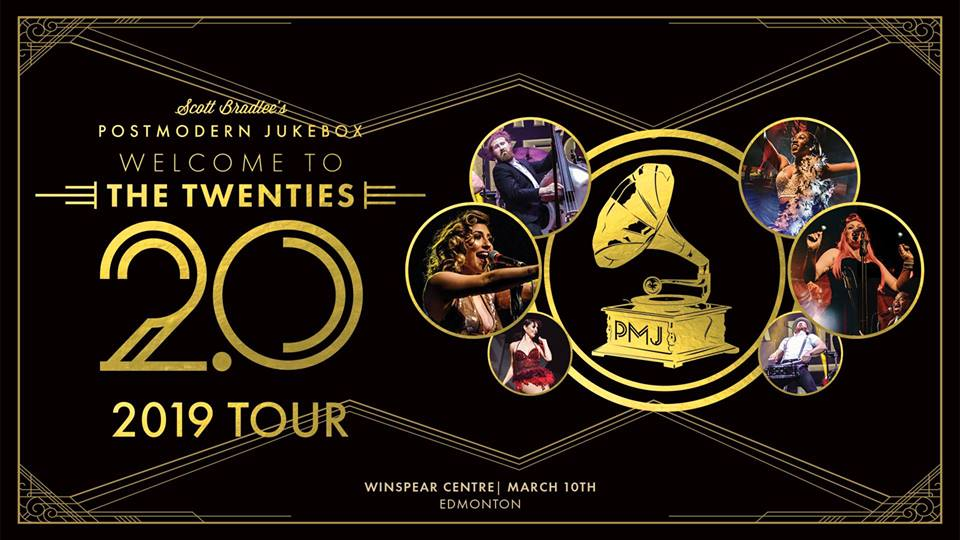 Scott Bradlee's Postmodern Jukebox @ The Winspear Centre