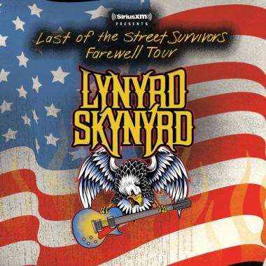 Lynyrd Skynyrd: Last Of The Street Survivors Farewell Tour @ Rogers Place