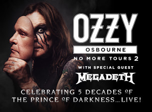 Ozzy Osbourne: No More Tours 2 @ Rogers Place