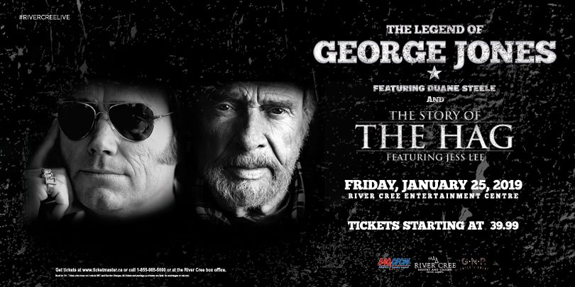 The Legend of George Jones and The Story of the Hag @ River Cree