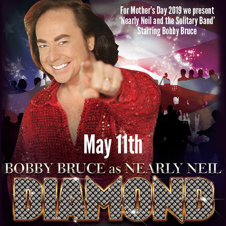 Bobby Bruce As Nearly Neil Diamond @ Century Casino Edmonton