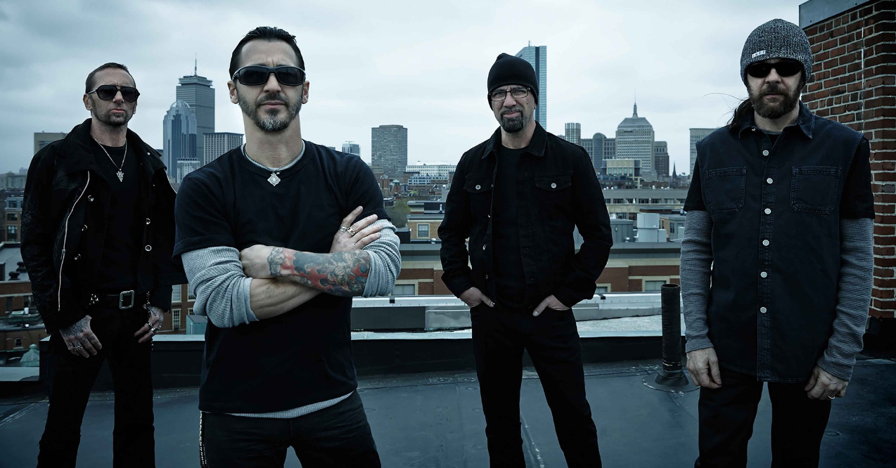 GODSMACK WITH VOLBEAT @ Rogers Place