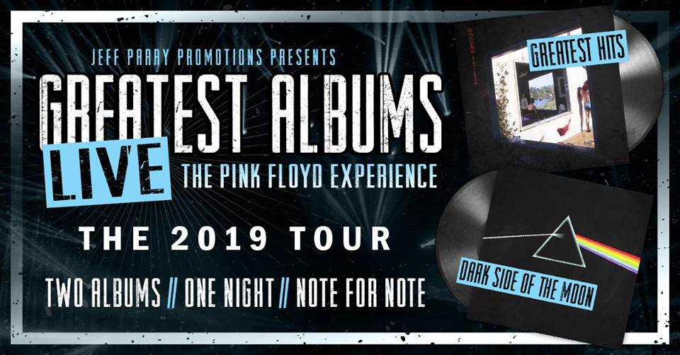 Greatest Albums Live - The Pink Floyd Experience @ Red Deer Memorial Centre