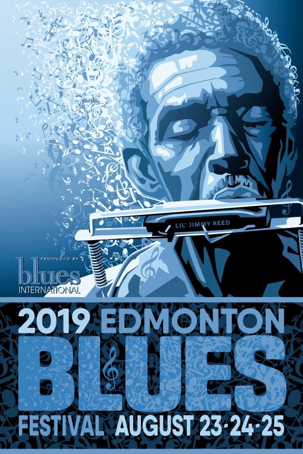 The 21st Annual Edmonton Blues Festival - 2019